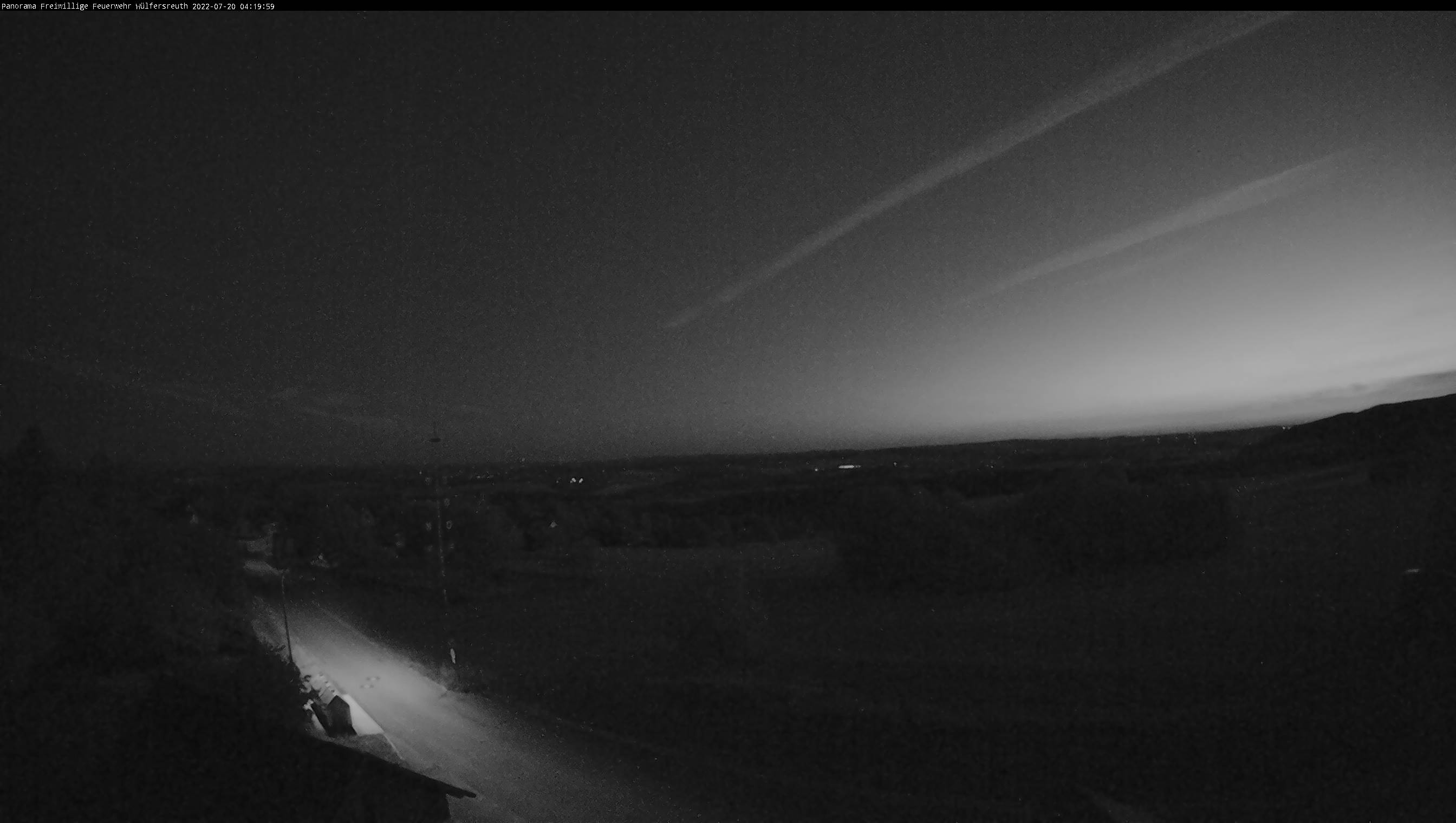Webcam Wülfersreuth im Fichtelgebirge